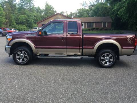 2011 Ford F-350 Super Duty for sale at Lou Rivers Used Cars in Palmer MA