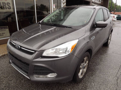 2014 Ford Escape for sale at Arko Auto Sales in Eastlake OH