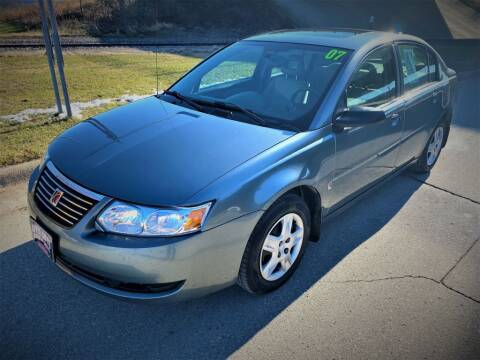 2007 Saturn Ion for sale at Apple Auto in La Crescent MN