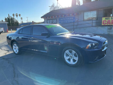 2014 Dodge Charger for sale at Blue Diamond Auto Sales in Ceres CA