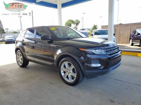 2015 Land Rover Range Rover Evoque for sale at GATOR'S IMPORT SUPERSTORE in Melbourne FL
