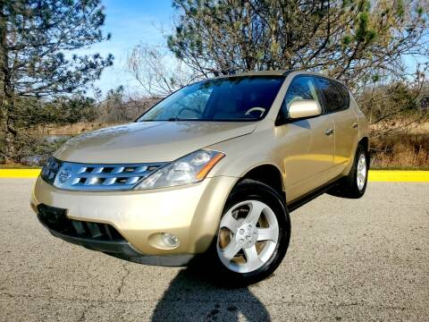2004 Nissan Murano for sale at Excalibur Auto Sales in Palatine IL