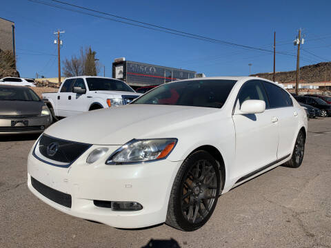 2006 Lexus GS 430 for sale at Car Works in Saint George UT