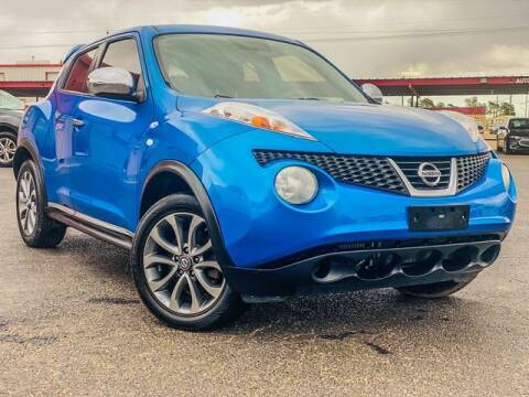 2012 Nissan JUKE for sale at MAGNA CUM LAUDE AUTO COMPANY in Lubbock TX