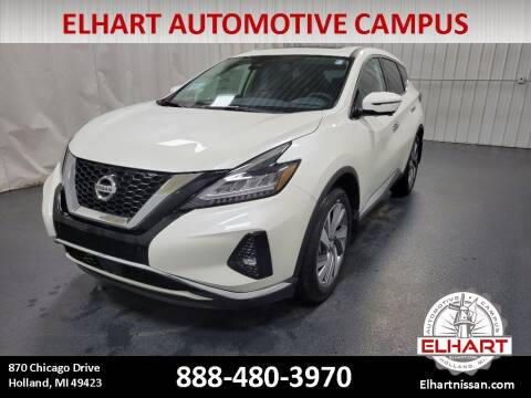 2021 Nissan Murano for sale at Elhart Automotive Campus in Holland MI