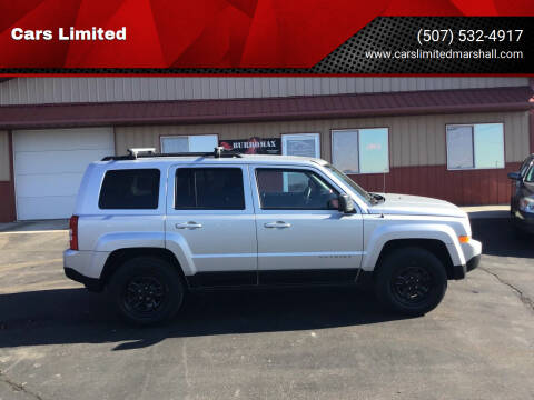 2012 Jeep Patriot for sale at Cars Limited in Marshall MN