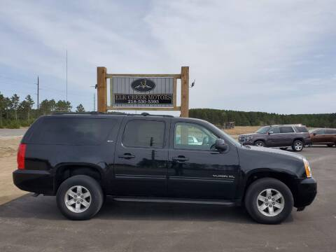 2013 GMC Yukon XL for sale at Elk Creek Motors LLC in Park Rapids MN