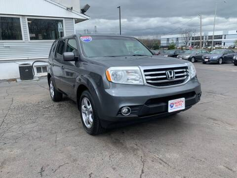 2012 Honda Pilot for sale at 355 North Auto in Lombard IL