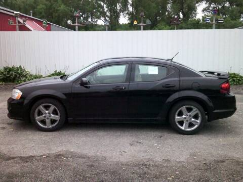 2011 Dodge Avenger for sale at Chaddock Auto Sales in Rochester MN