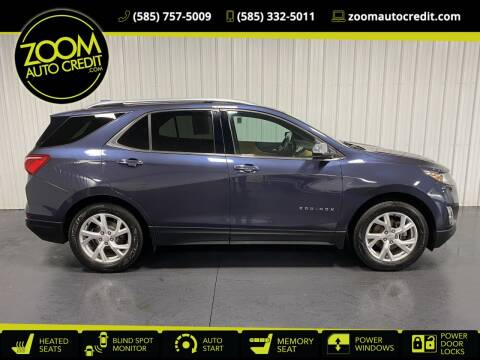 2018 Chevrolet Equinox for sale at ZoomAutoCredit.com in Elba NY