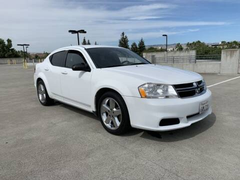 2012 Dodge Avenger for sale at PREMIER AUTO GROUP in Santa Clara CA