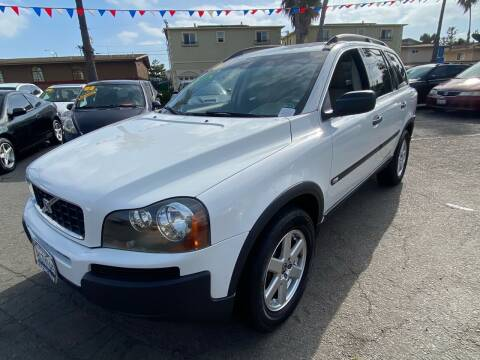2006 Volvo XC90 for sale at North County Auto in Oceanside CA