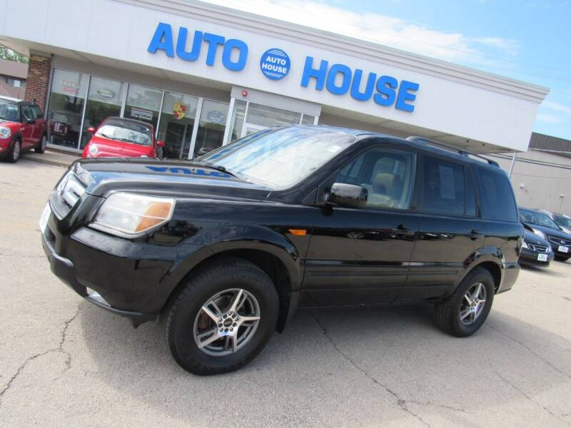 2008 Honda Pilot for sale at Auto House Motors in Downers Grove IL