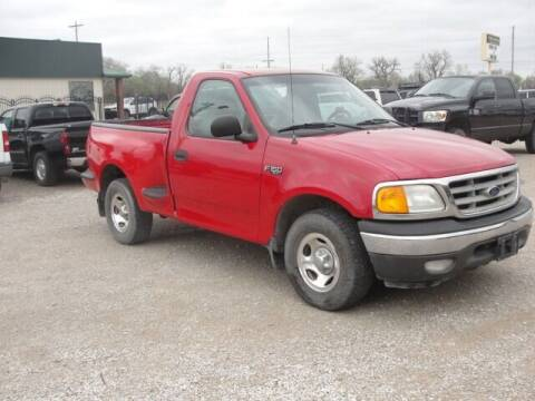 2004 Ford F-150 Heritage for sale at Frieling Auto Sales in Manhattan KS