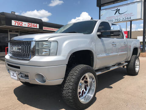 2011 GMC Sierra 1500 for sale at NORRIS AUTO SALES in Oklahoma City OK
