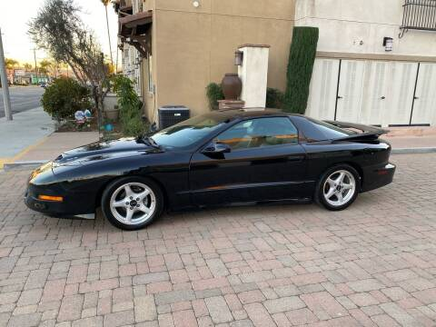 1996 Pontiac Firebird for sale at California Motor Cars in Covina CA