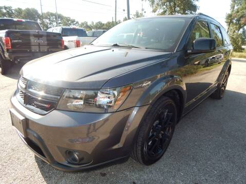 2017 Dodge Journey for sale at Medford Motors Inc. in Magnolia TX