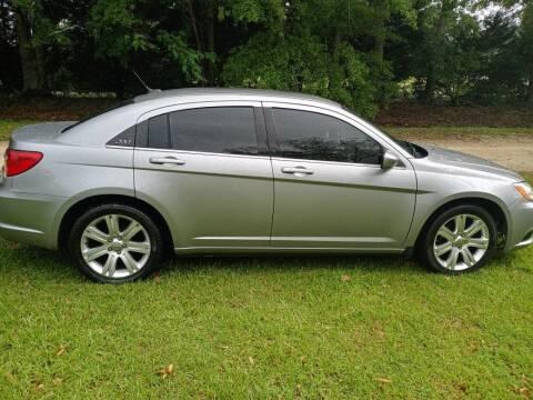 2014 Chrysler 200 for sale at Auto Public Wholesale in Mobile AL