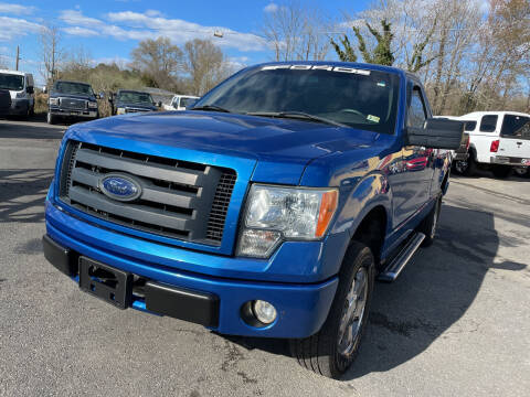 2009 Ford F-150 for sale at Virginia Auto Mall in Woodford VA