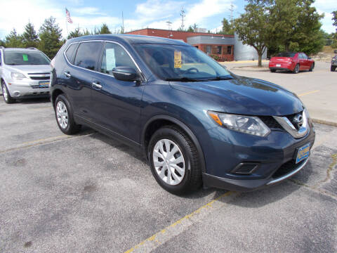2015 Nissan Rogue for sale at Governor Motor Co in Jefferson City MO