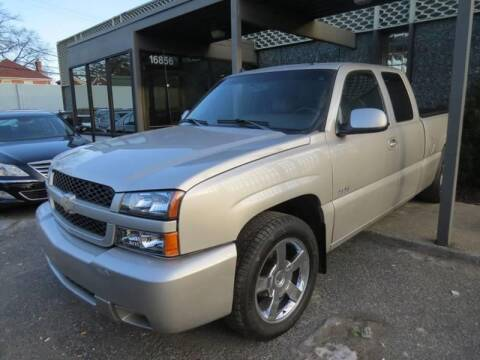 2005 Chevrolet Silverado 1500 SS for sale at Gus's Used Auto Sales in Detroit MI