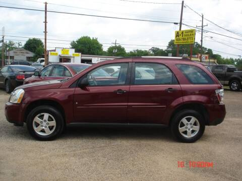 2008 Chevrolet Equinox for sale at A-1 Auto Sales in Conroe TX