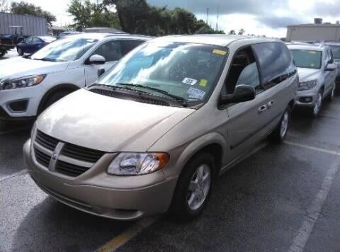 2005 Dodge Caravan for sale at Gulf Financial Solutions Inc DBA GFS Autos in Panama City Beach FL
