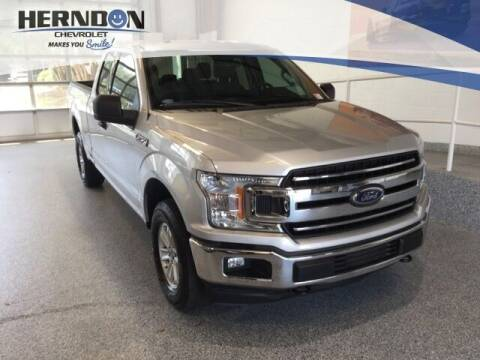 2018 Ford F-150 for sale at Herndon Chevrolet in Lexington SC