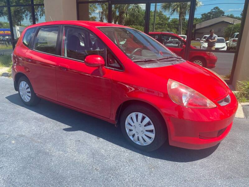2008 Honda Fit for sale at Premier Motorcars Inc in Tallahassee FL