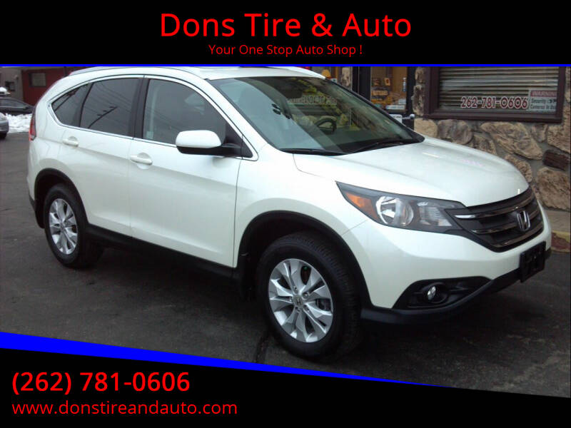 2014 Honda CR-V for sale at Dons Tire & Auto in Butler WI