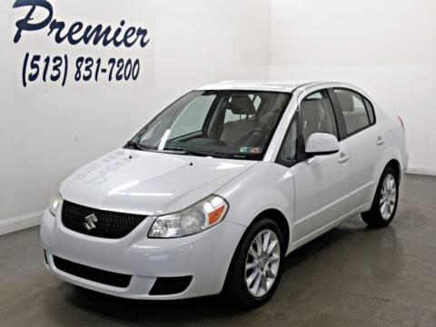2011 Suzuki SX4 for sale at Premier Automotive Group in Milford OH
