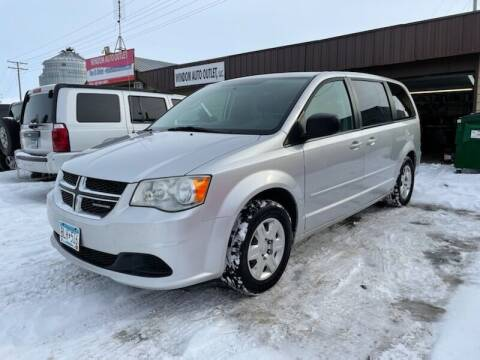 2012 Dodge Grand Caravan for sale at WINDOM AUTO OUTLET LLC in Windom MN