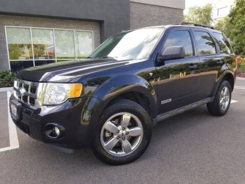 2008 Ford Escape for sale at San Diego Auto Solutions in Escondido CA