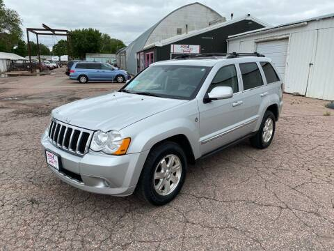 2009 Jeep Grand Cherokee for sale at More 4 Less Auto in Sioux Falls SD