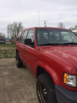 1994 Isuzu Trooper for sale at Mike Hunter Auto Sales in Terre Haute IN