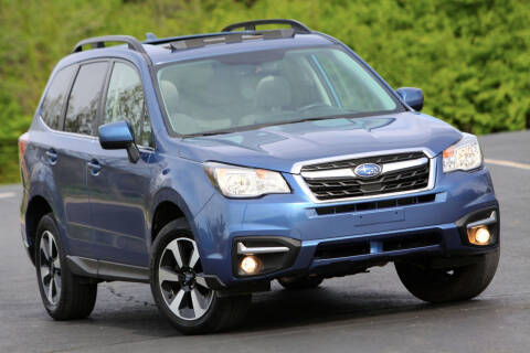 2018 Subaru Forester for sale at P M Auto Gallery in De Soto KS