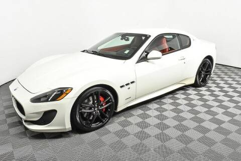 2017 Maserati GranTurismo for sale at Southern Auto Solutions - Georgia Car Finder - Southern Auto Solutions-Jim Ellis Mazda Atlanta in Marietta GA