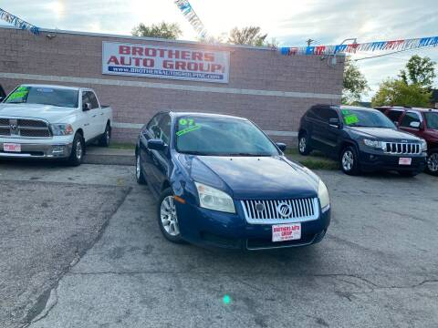 2007 Mercury Milan for sale at Brothers Auto Group in Youngstown OH