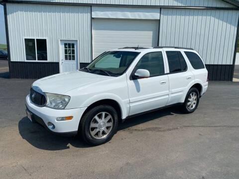 2004 Buick Rainier for sale at Highway 9 Auto Sales - Visit us at usnine.com in Ponca NE