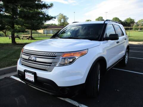 2014 Ford Explorer for sale at Vantage Motors LLC in Raytown MO