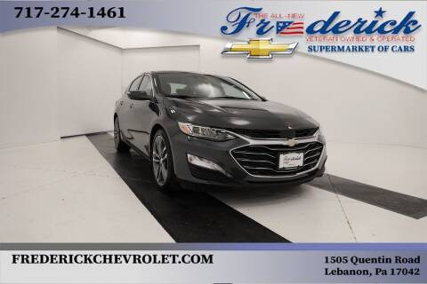 2019 Chevrolet Malibu for sale at Lancaster Pre-Owned in Lancaster PA