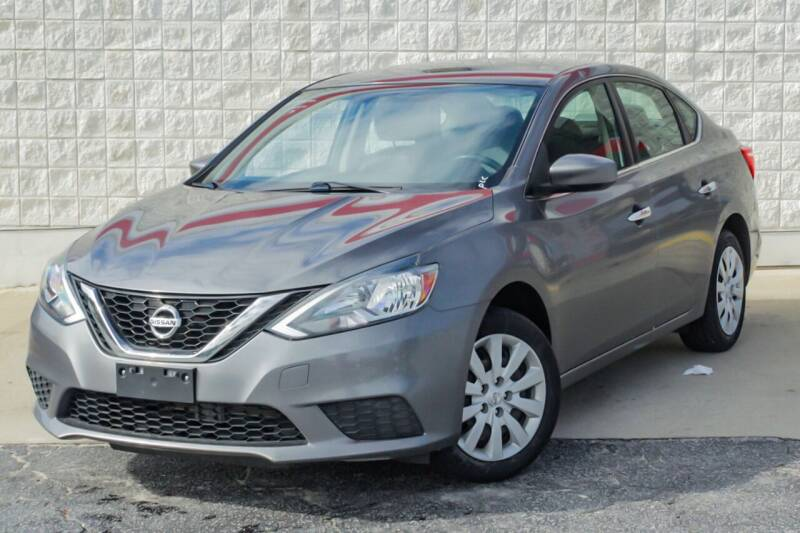 2016 Nissan Sentra for sale at Cannon and Graves Auto Sales in Newberry SC