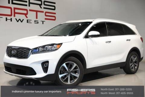 2019 Kia Sorento for sale at Fishers Imports in Fishers IN
