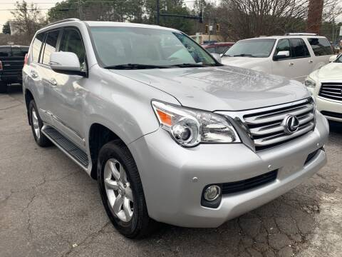 2012 Lexus GX 460 for sale at Magic Motors Inc. in Snellville GA