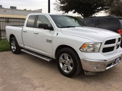 2014 RAM Ram Pickup 1500 for sale at AMIGO USED CARS in Houston TX
