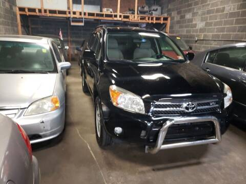 2007 Toyota RAV4 for sale at O A Auto Sale in Paterson NJ