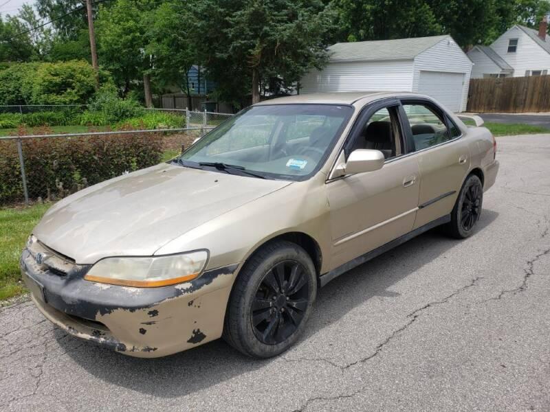 2000 Honda Accord for sale at REM Motors in Columbus OH