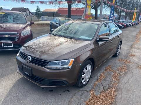 2011 Volkswagen Jetta for sale at Midtown Autoworld LLC in Herkimer NY