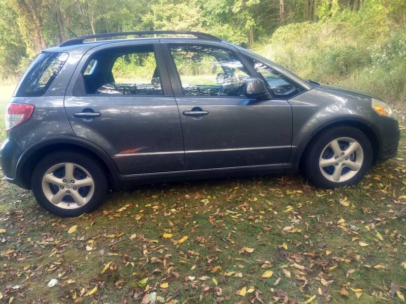 2009 Suzuki SX4 for sale at GDT AUTOMOTIVE LLC in Hopewell NY
