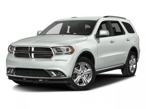 2016 Dodge Durango for sale at Wally Armour Chrysler Dodge Jeep Ram in Alliance OH